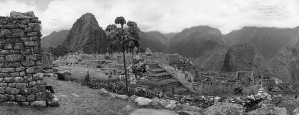 Wall Art - Photograph - Machu Picchu by Keystone