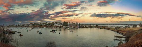 Photograph - Mackerel Cove Sunrise by Guy Whiteley