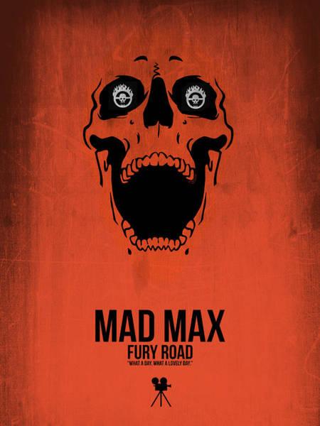 Wall Art - Digital Art - Mad Max Fury Road by Naxart Studio