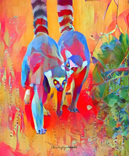 Digital Art - Madagascar Dreaming by Chris Armytage