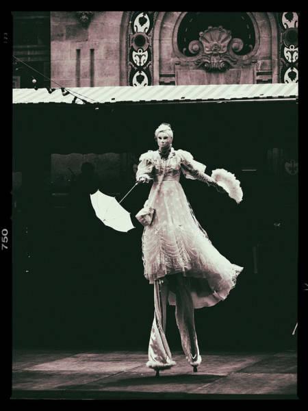 Photograph - Madame by Jorg Becker