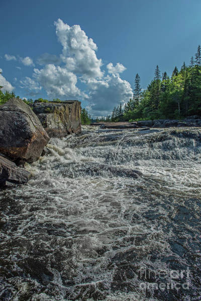 Photograph - Madawaska River by Nina Stavlund