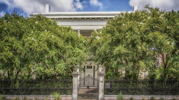 Photograph - Maddox - Mclendon House by Susan Rissi Tregoning