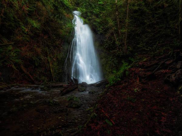 Photograph - Madison Falls by Thomas Hall