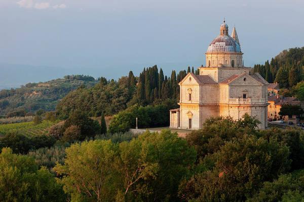 Madonna Photograph - Madonna Di San Biagio Church Near by Danita Delimont