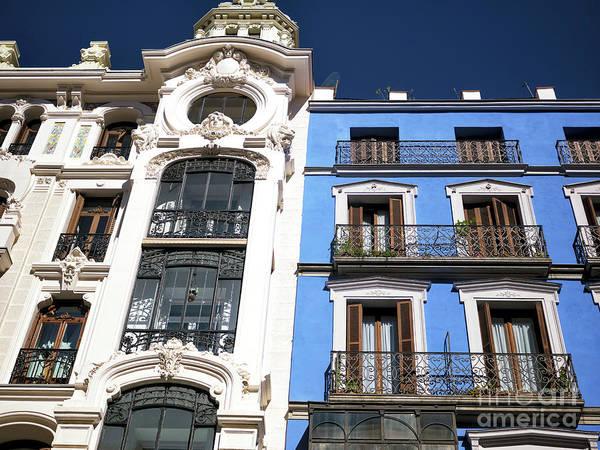Photograph - Madrid Blues by John Rizzuto
