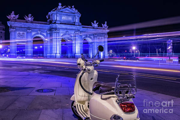 Blade Runner Photograph - Madrid by Fine Art On Your Wall