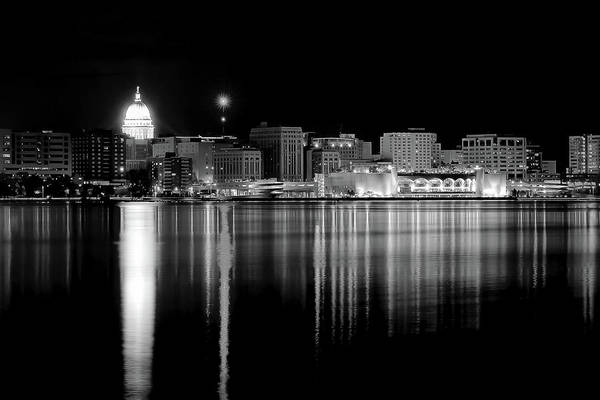 Across Photograph - Madtown Ungrunge by Todd Klassy