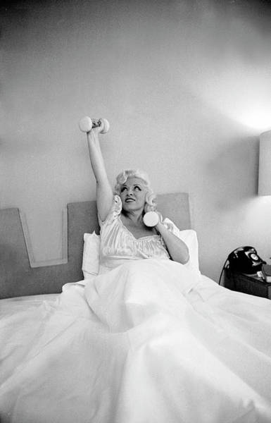 Furniture Photograph - Mae West by Loomis Dean