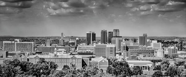 Photograph - Magic City Skyline by Ken Johnson