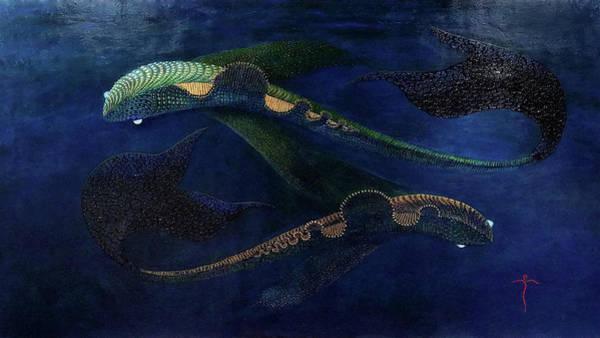 Painting - Harmony by James Lanigan Thompson MFA