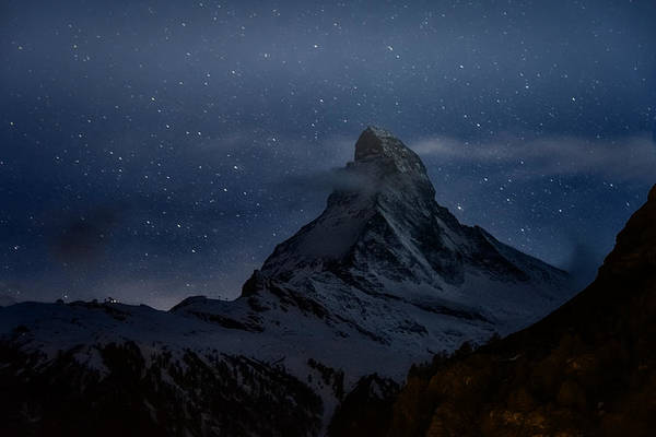 Wall Art - Photograph - Magical Matterhorn by Robert Fawcett