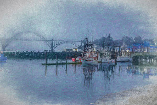 Photograph - Magical Newport by Bill Posner