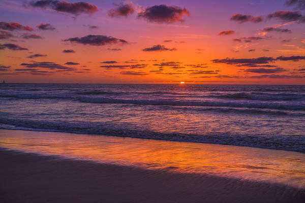 Magical Sunset Art Print