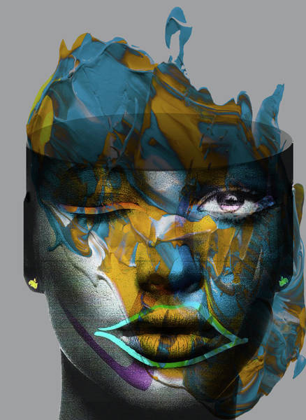New Trend Digital Art - Magical Thinking  by Dominique Ballada