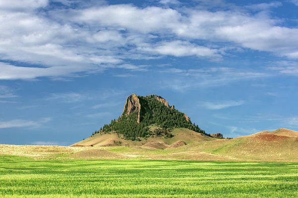 Wall Art - Photograph - Magnificent Butte by Todd Klassy