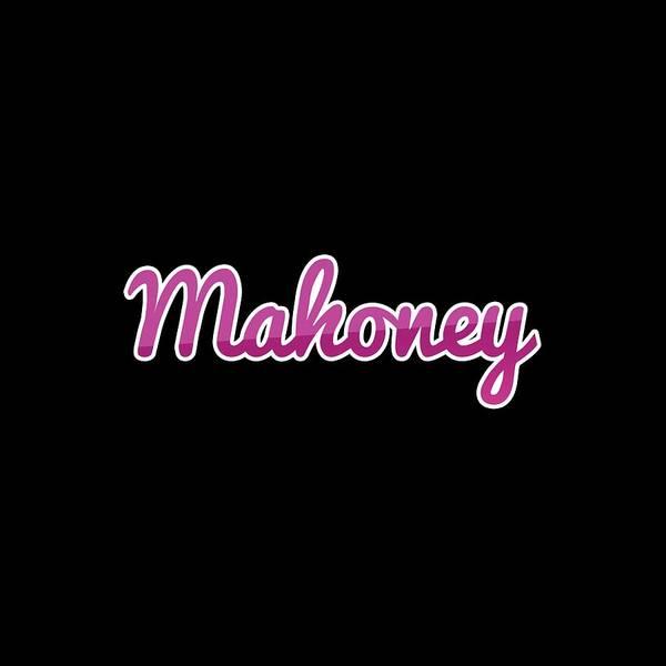 Digital Art - Mahoney #mahoney by TintoDesigns