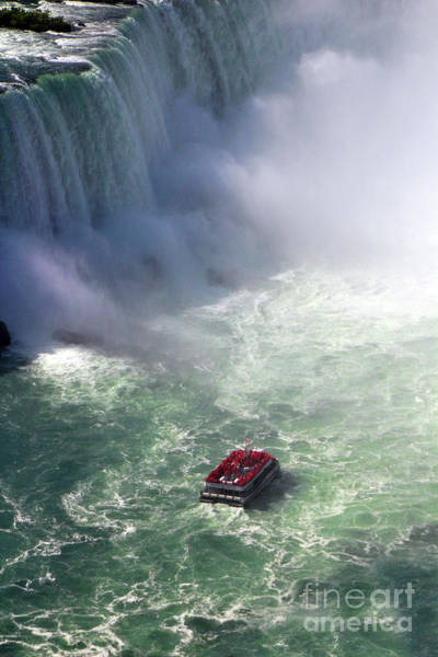 Photograph - Maid Of The Mist - Niagara Falls by Doc Braham