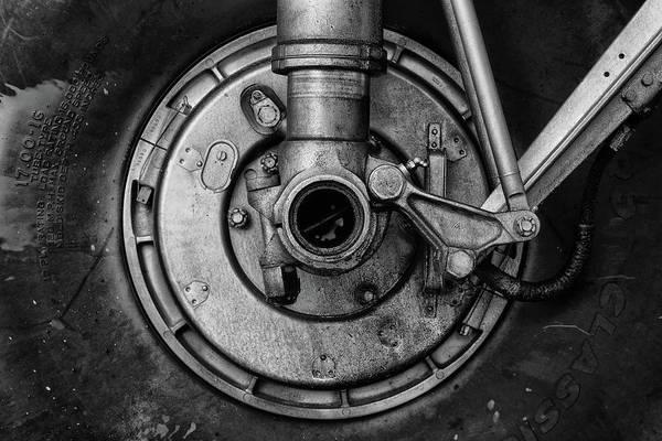 Photograph - Main Gear by Chris Buff