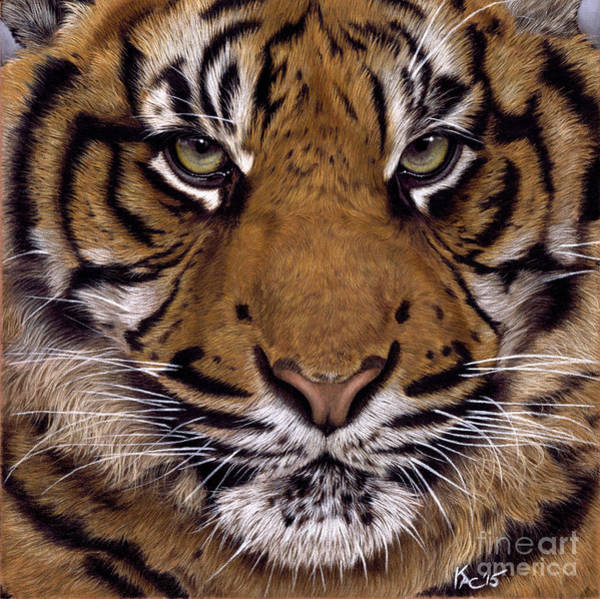 Painting - Majesty by Karie-ann Cooper