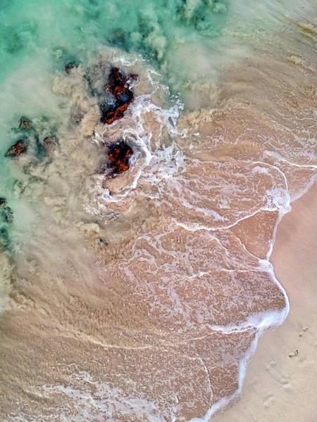Photograph - Makalawena Beach by Christopher Johnson