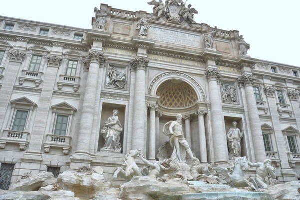 Photograph - Make A Trevi Wish by JAMART Photography