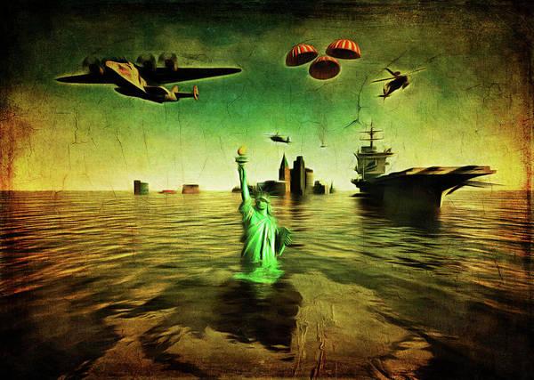 Digital Art - Make America Great Again by Jan Keteleer