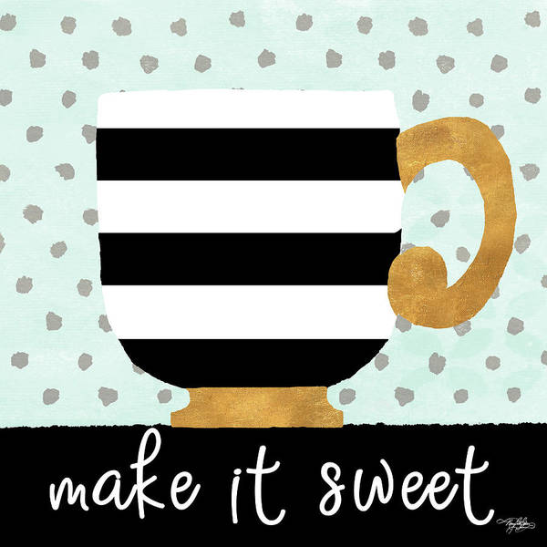 Wall Art - Painting - Make It Sweet by Mary Beth Baker