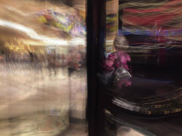 Photograph - Making An Entrance by Alex Lapidus