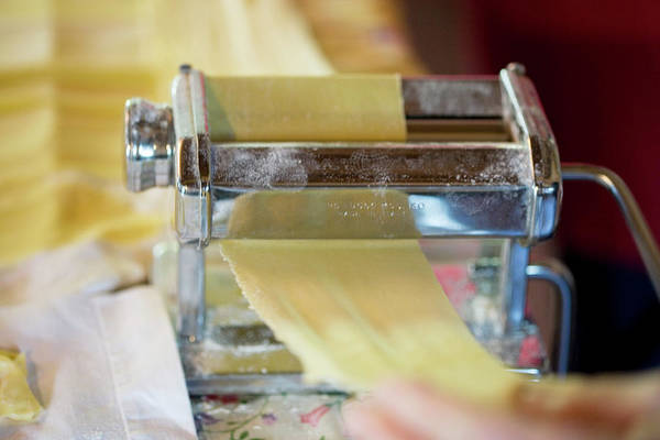 Photograph - Making Pasta by Marilyn Hunt