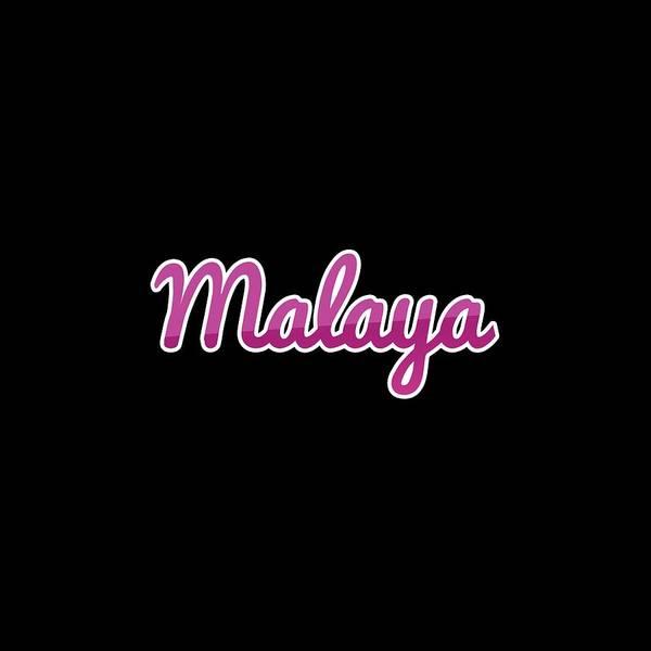 Digital Art - Malaya #malaya by TintoDesigns