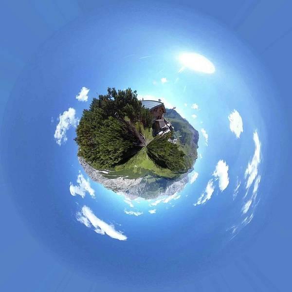 Liechtenstein Digital Art - Malbun by Shy