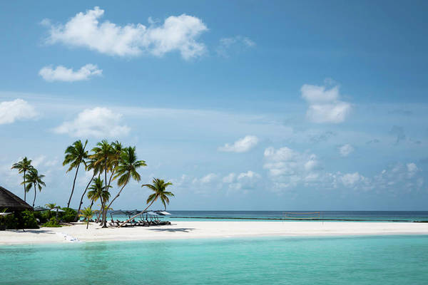 In Law Photograph - Maldives Beach by Kevin Law