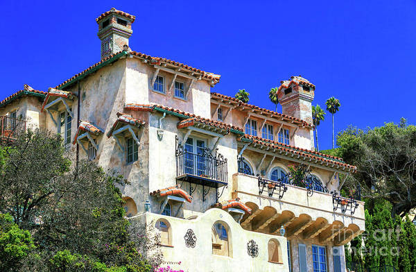 Photograph - Malibu Architecture Design by John Rizzuto