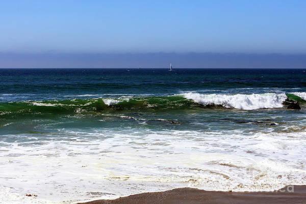 Photograph - Malibu California by John Rizzuto