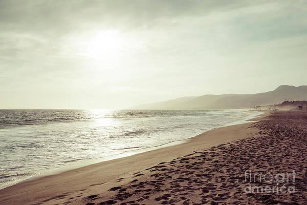 Wall Art - Photograph - Malibu California Zuma Beach Sunset Photo by Paul Velgos