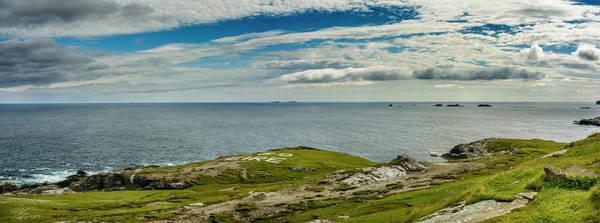 Photograph - Malin Head, Ireland by Alan Campbell