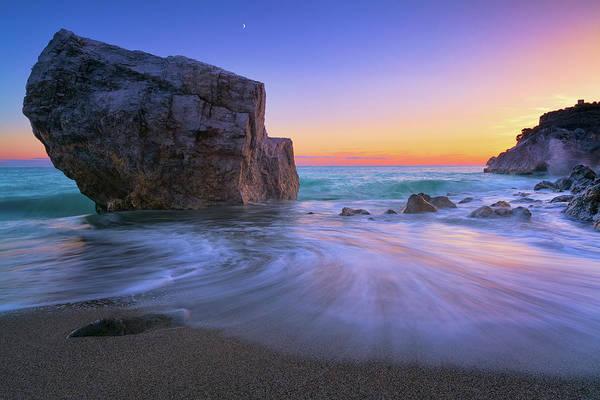 Photograph - Malpasso Beach by Giovanni Allievi