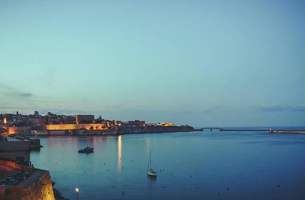 Photograph - Malta Blue 4 by Nisah Cheatham