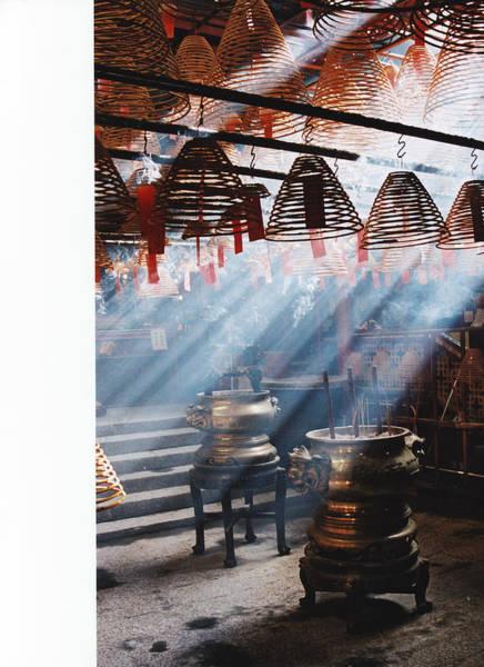 Wall Art - Photograph - Man Mo Temple Hong Kong by Amazing Shots By Jennifer Pountney