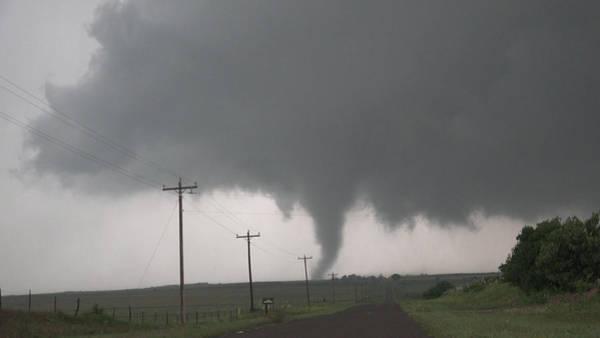 Photograph - Mangum Oklahoma Tornado 005 by Dale Kaminski