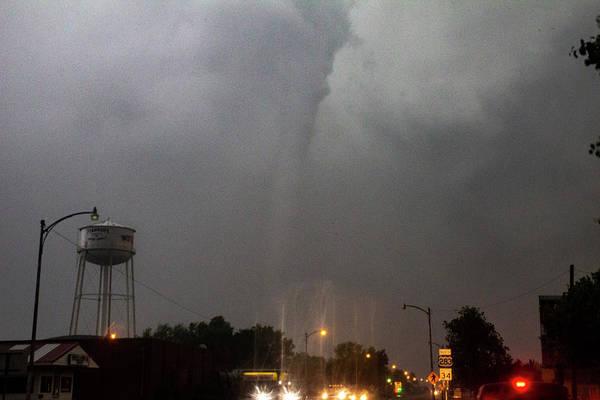 Photograph - Mangum Oklahoma Tornado 020 by Dale Kaminski