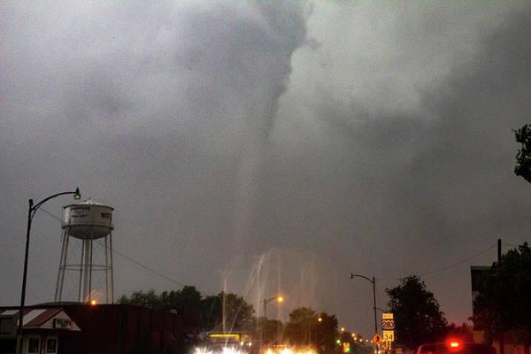 Photograph - Mangum Oklahoma Tornado 021 by Dale Kaminski