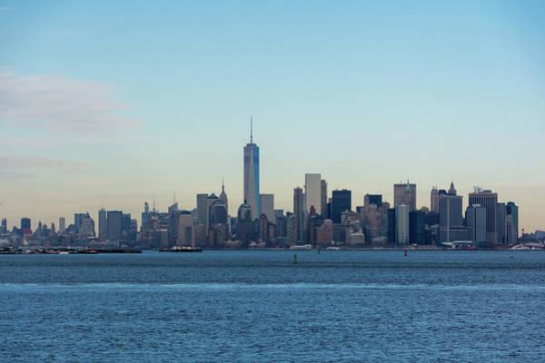 Photograph - Manhattan Island From Brooklyn by Mark Hunter