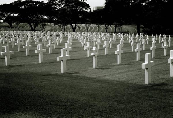 Photograph - Manila American War Cemetery by Shaun Higson