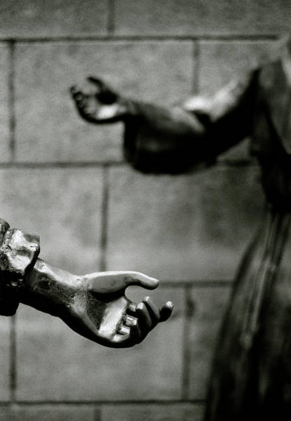 Photograph - Mysterious Hands by Shaun Higson