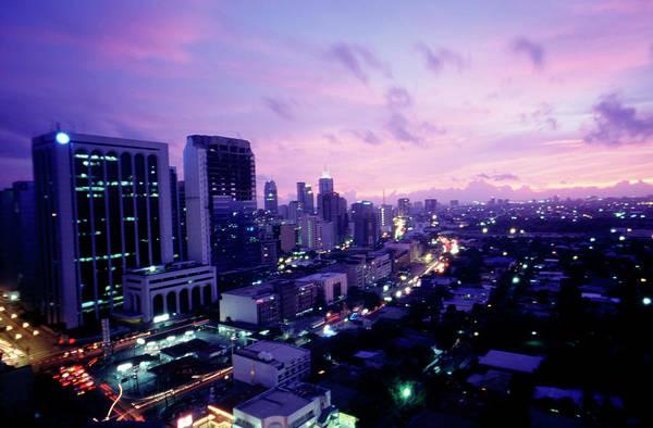 Philippines Photograph - Manila, Philippines by Richard Stockton