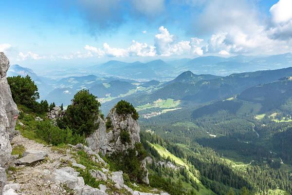 Photograph - Mannlsteig, Berchtesgadener Land by Andreas Levi