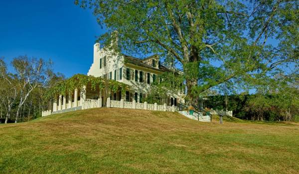 Aspect Wall Art - Photograph - Manor House At Aspect by Mountain Dreams