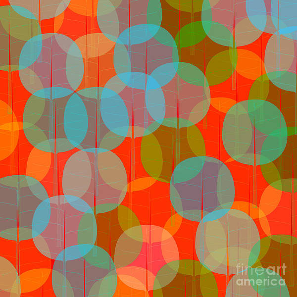 Wall Art - Photograph - Many Coloured Balls In Pattern On Black by Weknow